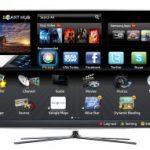 Samsung presenta su nuevo SMART TV D8000