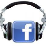 Facebook Music ofrecerá música en streaming