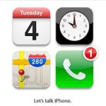 Apple prepara con cautela el estreno del iPhone 5