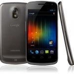 Ya llegó Android 4 junto al poderoso Samsung Galaxy Nexus
