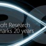 Microsoft Research 20 años : el talento humano al servicio de la tecnología