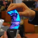 Samsung muestra su nueva pantalla flexible