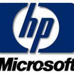 Microsoft y HP ofrecerán servicios en conjunto de cloud computing
