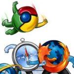 Chrome supera a Firefox como segundo browser más utilizado en el mundo