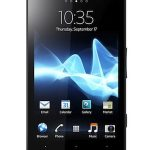 CES 2012: Xperia S el primer smartphone de Sony con 12 MP de cámara.