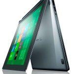 CES 2012: Lenovo crea un ultrabook-tablet con el IdeaPad YOGA