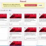 Pinterest ya está siendo utilizado para distribuir spam
