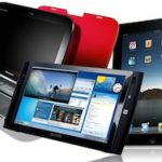 Las tablets superaron las 72 millones de unidades vendidas el 2011