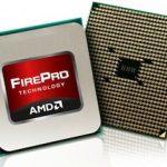 AMD lanza nueva APU FirePro para grandes cargas de trabajoy gráficos