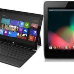 Forbes: Google Nexus 7 y Microsoft Surface marcarán el fin del iPad