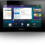 RIM lista para estrenar su nueva tablet BlackBerry PlayBook 4G