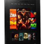 Amazon presentó los nuevos y esperados Kindle Fire y Kindle Fire HD