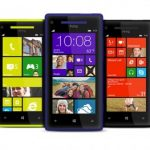 HTC apuesta por Windows Phone 8 y presenta los estilosos HTC 8X y HTC 8S