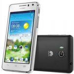 Huawei amplía su gama Ascend con dos smartphones Android de 4 pulgadas