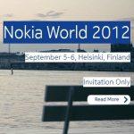 Nokia World 2012: Nokia calienta los motores con nuevos smartphones Lumia y recarga inalámbrica