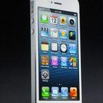 Apple presenta oficialmente el iPhone 5 con un nuevo diseño, procesador y pantalla