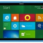 Nokia lanzaría tablet con Windows 8 a fines de este año