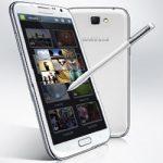 Samsung vende 5 millones de Galaxy Note II y Apple quiere incluirlo en su demanda de patentes