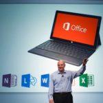 Microsoft lanzará definitivamente Office 2013 el 29 de enero