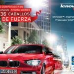 Gana un BMW con Lenovo para esta navidad 2012