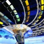 @2013ces Árbol interactivo con Ultrabooks de Intel encanta a los visitantes de la muestra