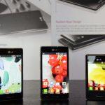 MWC 2013: LG presentará en Barcelona los nuevos smartphones Optimus L Series II