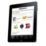Amazon lanza una app para comprar directamente desde tablets