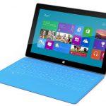 Microsoft solo ha conseguido vender 1,5 millones de sus tabletas Surface