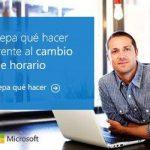 Microsoft entrega recomendaciones para no sufrir desajustes este 9 de marzo en Chile