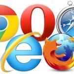 Internet Explorer y Chrome suben y Firefox pierde cuota de mercado