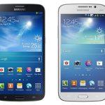 Samsung Galaxy Mega: debuta el super smartphone de 6,3 pulgadas de pantalla