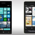 Windows Phone empieza a encumbrarse en el mundo a costa de Blackberry