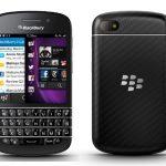 BlackBerry Lanza el esperado BlackBerry Q10 en Chile