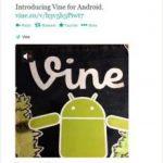 Vine para Android: Todos los robots tienen su día