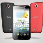 IFA 2013: Acer lanza primer smartphone con grabación a 4K