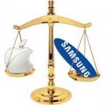 Apple y Samsung siguen juicios sobre patentes