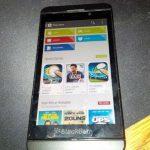 BlackBerry desmiente que Google Play llegue a sus smartphones