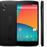 Lanzan el Nuevo Nexus de Google