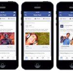 Facebook da consejos para sacarle provecho publicitario a su plataforma móvil