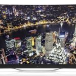 CES 2014: LG presenta sus televisores Premium HD Oled y Curvos
