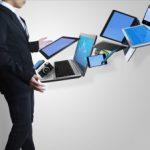 Tablets y smartphones, los mejores aliados fuera de la oficina
