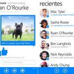 Facebook Messenger llega en un buen momento a Windows Phone