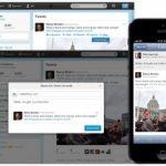 Twitter pide cambiar contraseñas… por error
