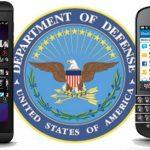 BlackBerry obtiene aprobación FOC del Departamento de Defensa de los Estados Unidos
