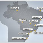 Según Amadeus: Búsqueda de viajes  a Brasil para la Copa del Mundo 2014 supera previsiones de las aerolíneas