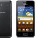 Samsung presenta en México smartphone para débiles visuales