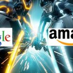 Google vs. Amazon: La batalla por la nube