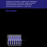 Liderança e tecnologia: insights sobre mobilidade e BYOD (bring-your-own-device, traga seu próprio dispositivo) para empresas de médio porte