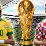 FIFA 2014: 140 millones de interacciones en Facebook con el Brasil/Croacia