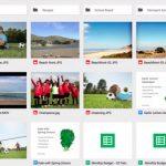 Google comienza a desplegar interfaz basada en íconos para Google Drive